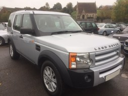 Land Rover Discovery 2007/7