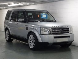 Land Rover Discovery 3 2009/9