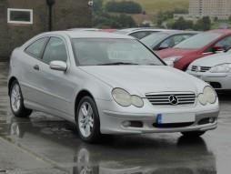 Mercedes Benz C Class 2003/3