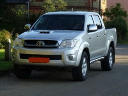 Toyota Hi-lux 2010/0