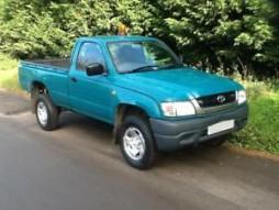Toyota Hilux 2002/0
