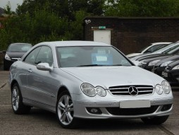 Mercedes Benz Clk 2009/9