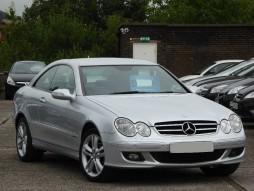 Mercedes Benz Clk 2009/9