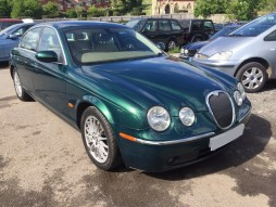 Jaguar S-type 2006/0