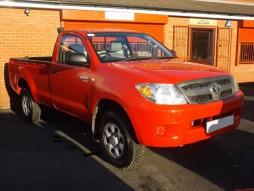 Toyota Hilux 2006/0