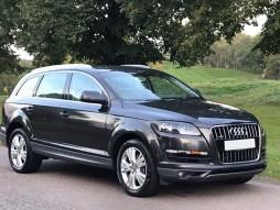 Audi Q7 2011/0