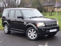 Land Rover Discovery 2010/0