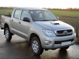 Used Toyota Hilux Cars for Sale From UK - Global Int Ltd
