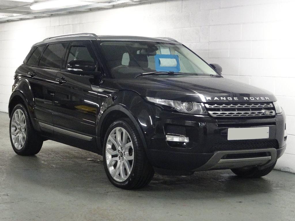 Land Rover Range Rover Evoque 2013/0 - Global Int Ltd