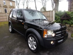 Land Rover Discovery 2008/0