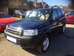 Land Rover Freelander 2003/3