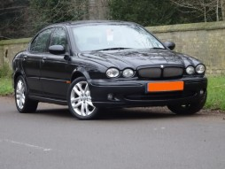 Jaguar X-type 2002/2