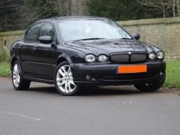 Jaguar X-type 2002/2