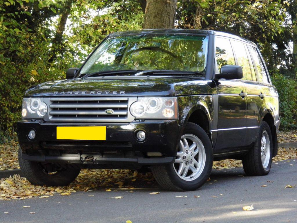 Rover range rover 2005 : Land Rover Range Rover 2005/0 - Global Int Ltd
