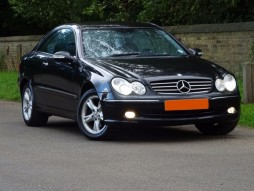 Mercedes Benz Clk 2004/4