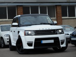 Land Rover Range Rover Sport 2009/0