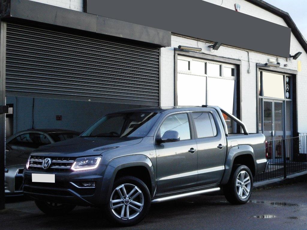 Volkswagen Amarok 2017/0 - Global Int Ltd
