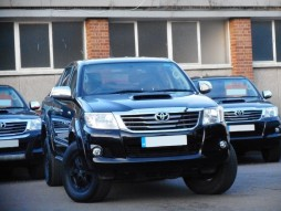 Toyota Hilux 2015/0