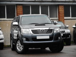 Toyota Hilux 2012/12