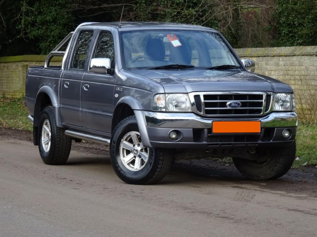 Ford ranger 2004 0 global int ltd