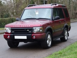 Land Rover Discovery 2003/0