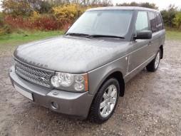 Land Rover Range Rover 2008/0