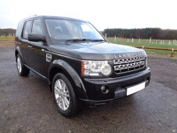 Land Rover Discovery 4 2010/0