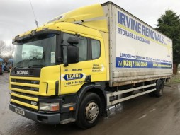 Scania Trucks For Sale in Tanzania From UK At Reasonable