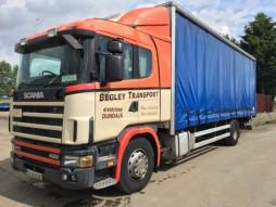 Scania 124 420 2002/0