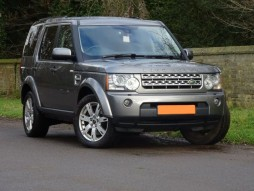 Land Rover Discovery 4 2010/10