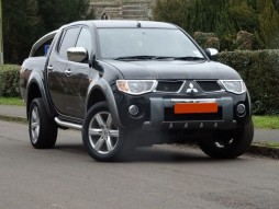 Mitsubishi L200 For Sale In Mauritius From UK At Reasonable Price