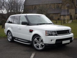 Land Rover Range Rover Sport 2012/0