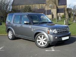 Land Rover Discovery 2010/10