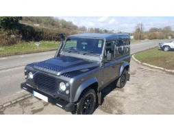 Land Rover Defender 2008/8