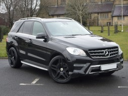 Mercedes Benz M-class 2014/0