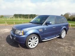 Land Rover Range Rover Sport 2005/5