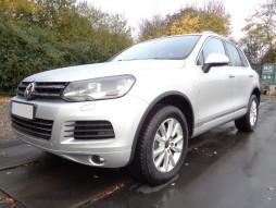 Volkswagen Touareg 2011/0
