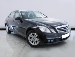 Mercedes Benz E Class 2011/0