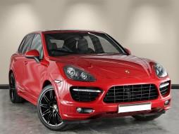 Porsche Cayenne 2014/0