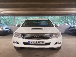 Toyota Hilux 2014/3