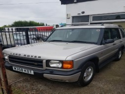 Land Rover Discovery 2002/6
