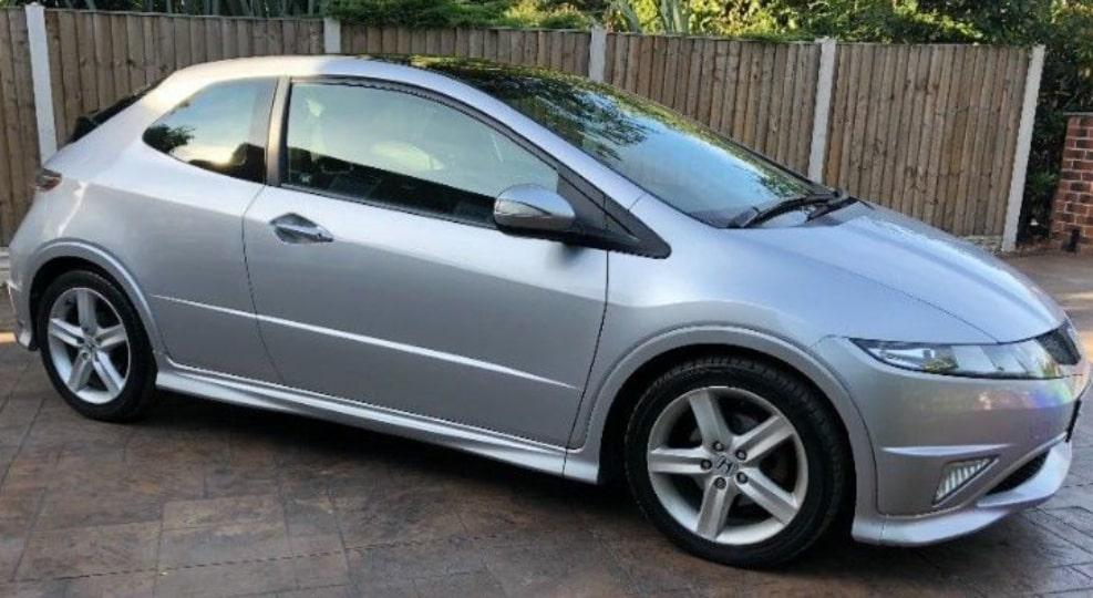 Honda Civic 2011/3