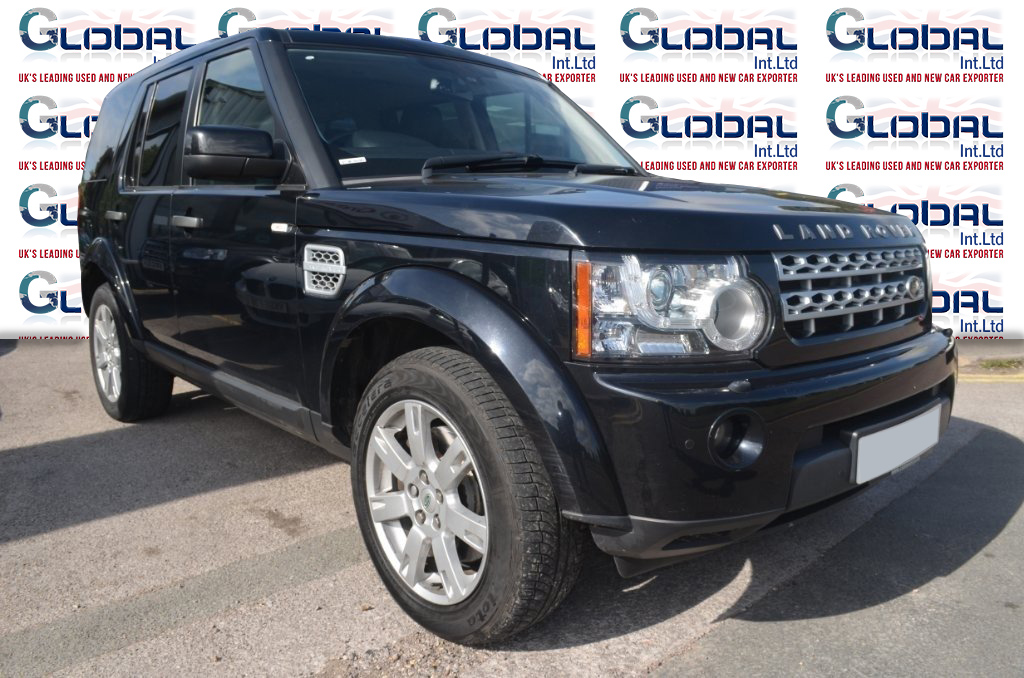 Land Rover Discovery 4 2011/0