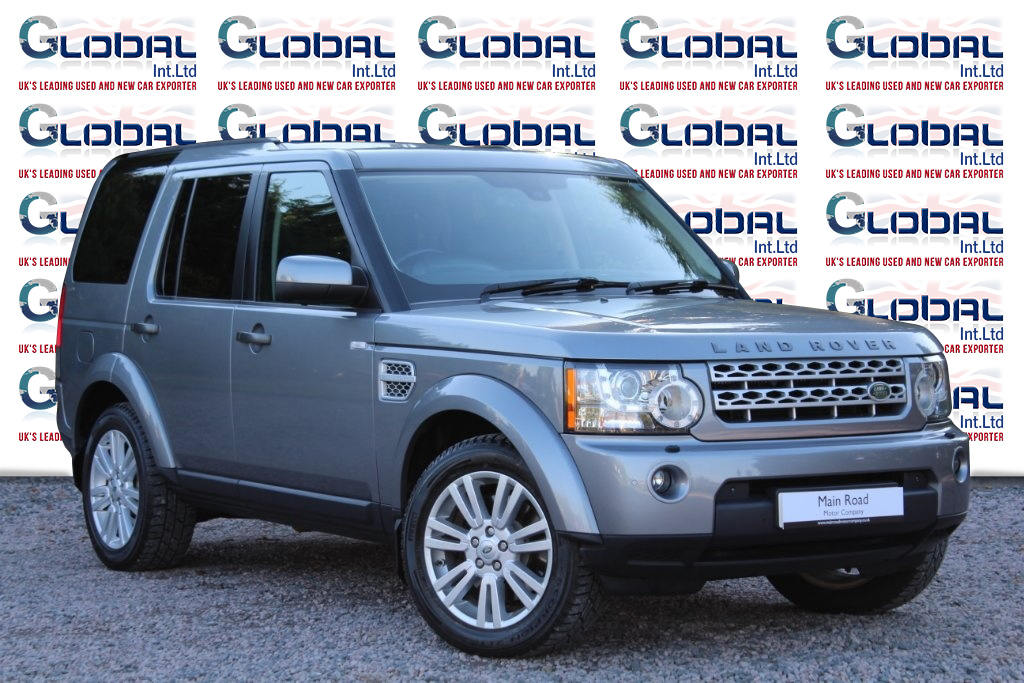 Land Rover Discovery 2011/0