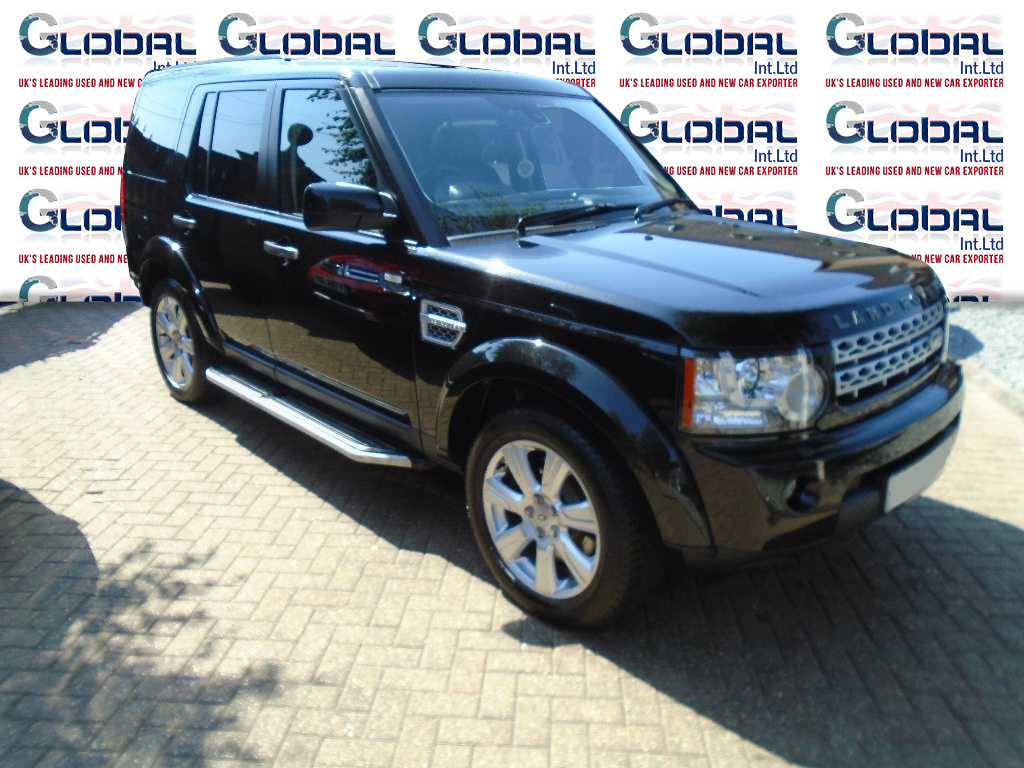 Land Rover Discovery 4 2012/0