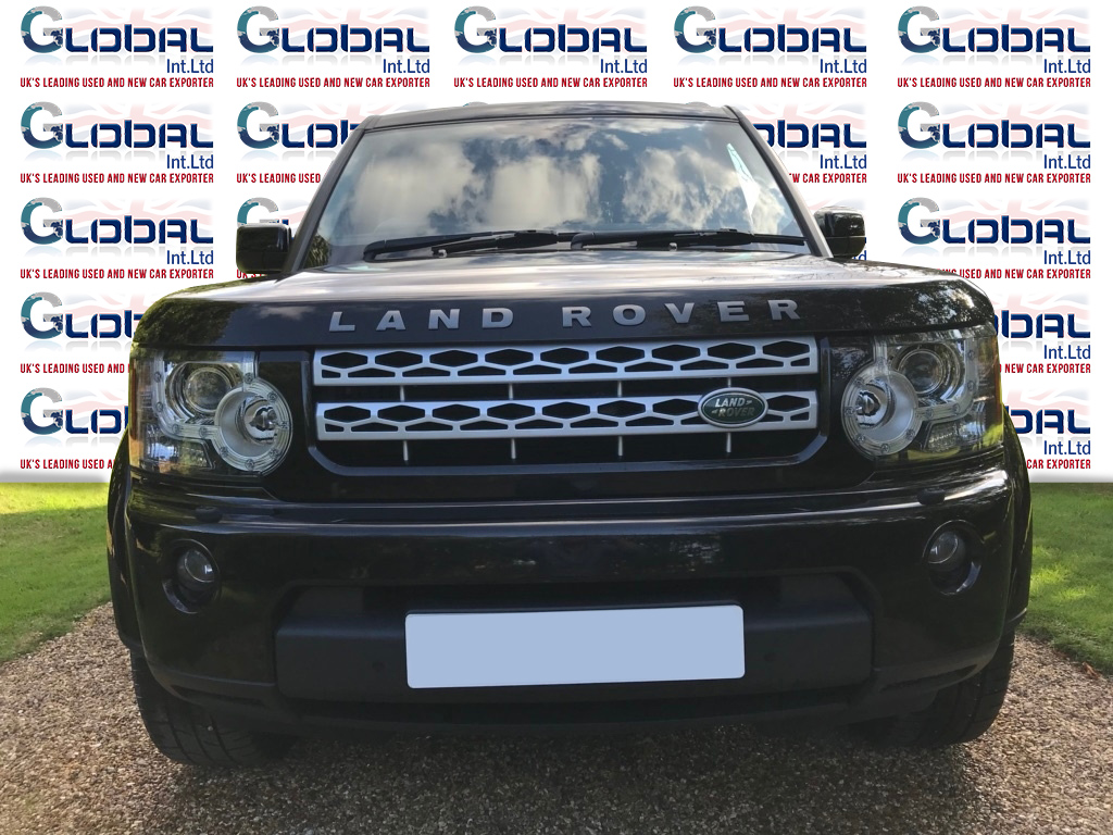 Land Rover Discovery 2012/0