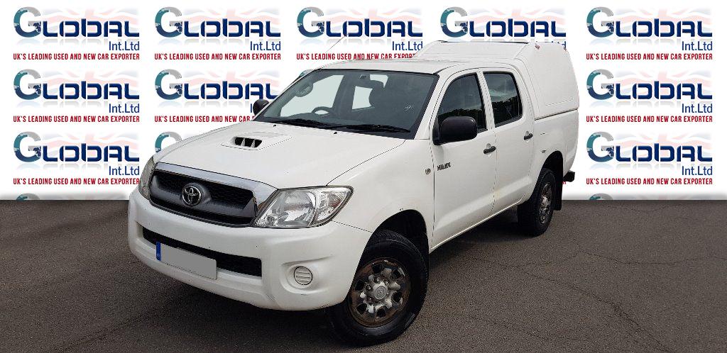 Toyota Hilux Hl2 2011/0