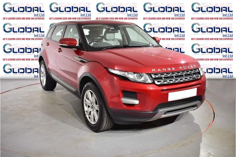 Land Rover Range Rover Evoque 2012/0