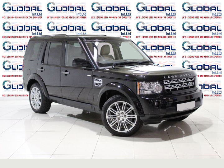 Land Rover Discovery 3 2011/0