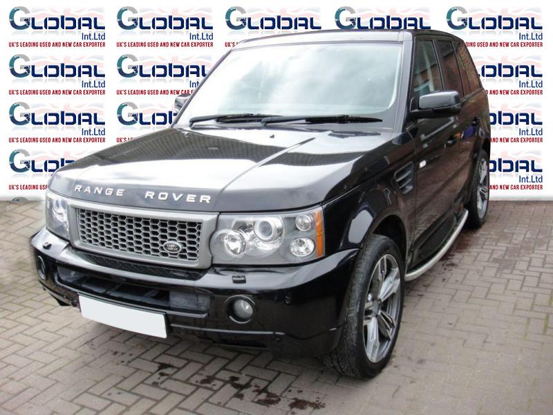 Land Rover Range Rover Sport 2008/0